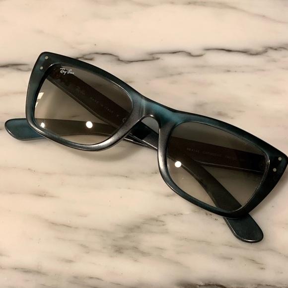 Blue Caribbean Ray Ban sunglasses